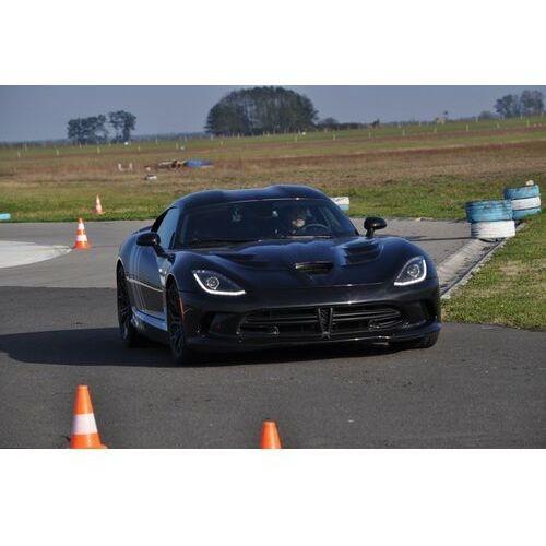 Jazda Dodge Viper: Ilość okrążeń - 3, Tor - Tor Łódź, Usiądziesz jako - Kierowca