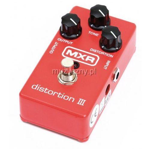 Mxr m115 distortion iii efekt gitarowy