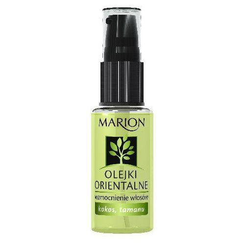 Marion Olejki Orientalne- wzmocnienie włosów 30ml - MARION