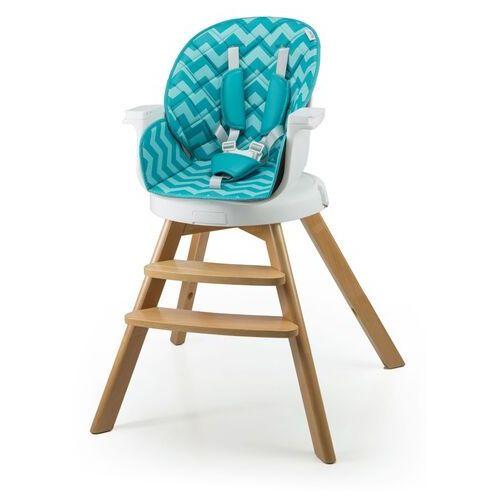 Moolino Krzesełko do karmienia 3w1 orion 2020 zielone