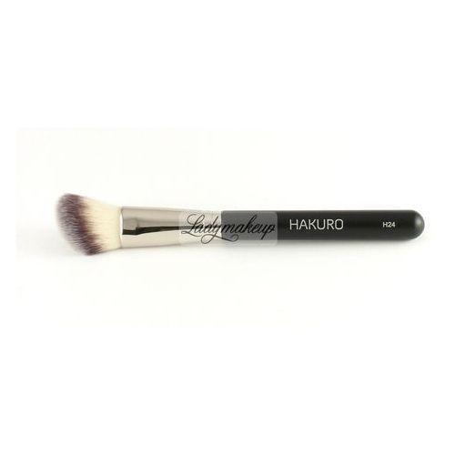 Hakuro - pędzel do różu/bronzera - H24