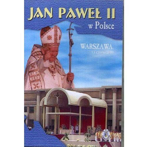 Jan paweł ii w polsce 1999 r - warszawa - dvd marki Fundacja lux veritatis