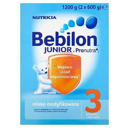 Bebilon Junior 3 z Pronutra+ mleko modyfikowane 1200g (mleko dla dzieci)