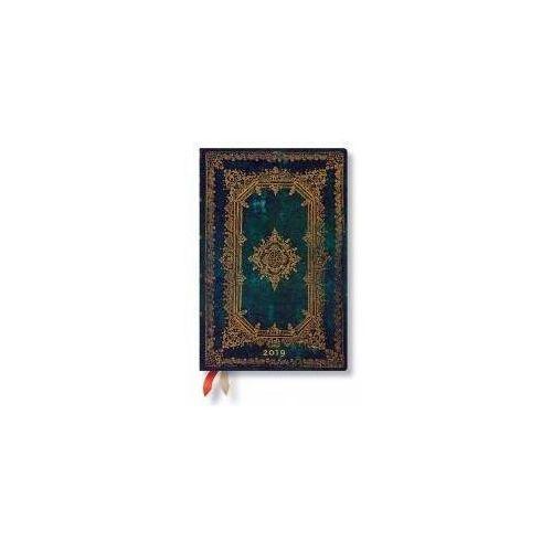 Paperblanks Kalendarz książkowy midi 2019 12m astra (9781439748626)