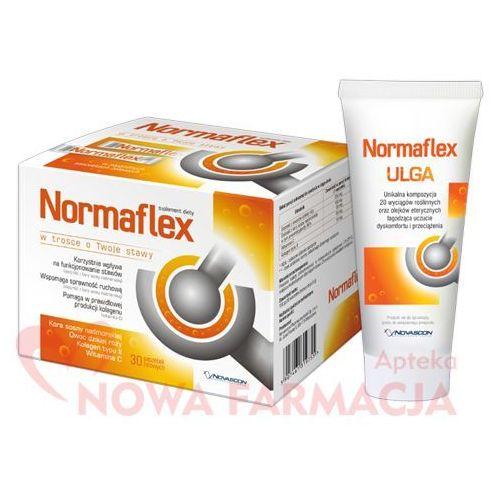 NORMAFLEX 30 saszetek+NORMAFLEX ULGA Żel - 75g., produkt z kategorii- Leki na osteoporozę