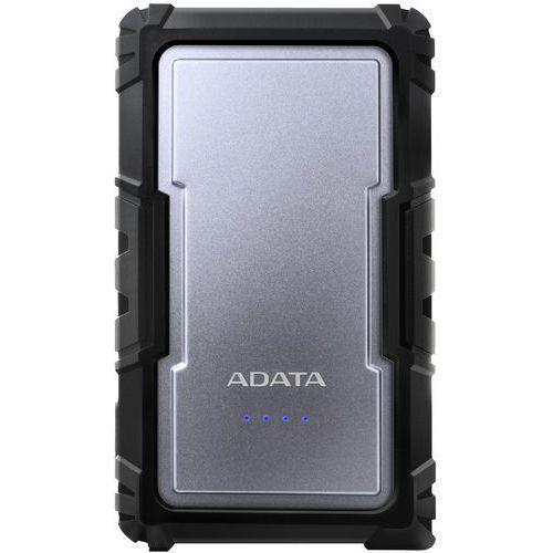 Adata powerbank d16750 16750 mah 3.4a silver durable