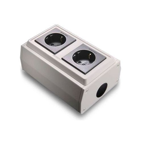 Furutech fp-sws-d box wallbox (r) - gniazdo natynkowe schuko (eu)