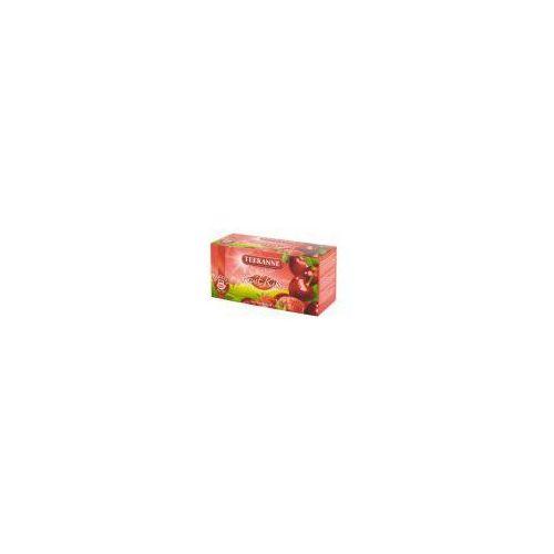 TEEKANNE Herbata Fruit Kiss (wiśnie z truskawkami), 20 torebek, 4810