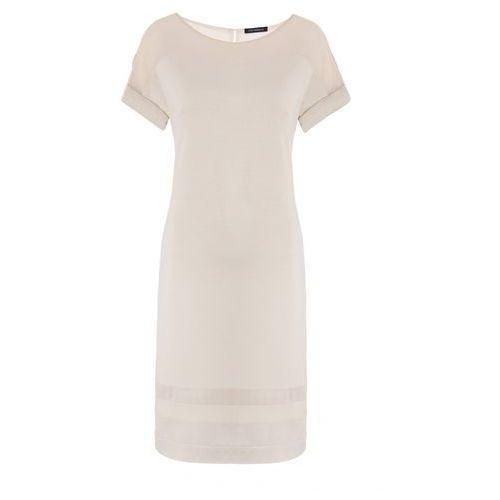 20930b82b3 Sukienka (Kolor  beżowy