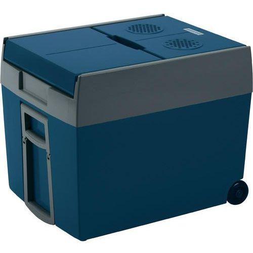 Lodówka turystyczna W48, termoelektryczna MobiCool 9105302762, 12 V, 230 V, 48 l, 7.6 kg, Niebieski , Szary - produkt z kategorii- lodówki turystyczne