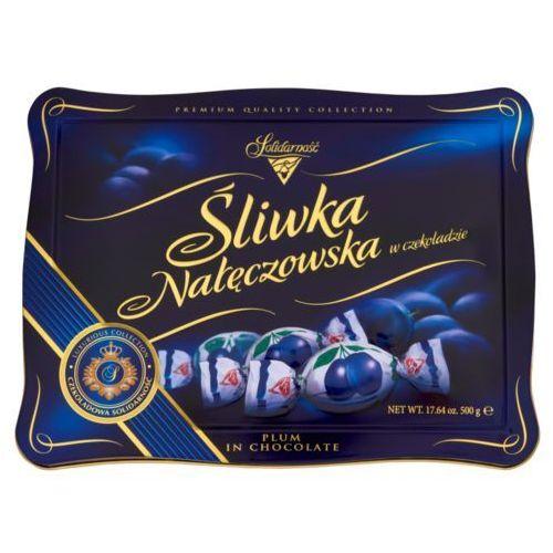 Solidarność Śliwka nałęczowska puszka 500g (5900189006402)