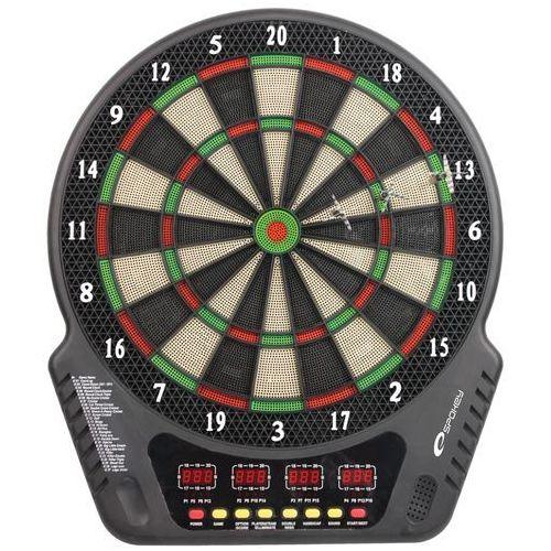 Spokey Tarcza elektroniczna dart narvi (5907640826234)