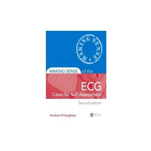 Making Sense of the ECG: Cases for Self Assessment (9781444181845)