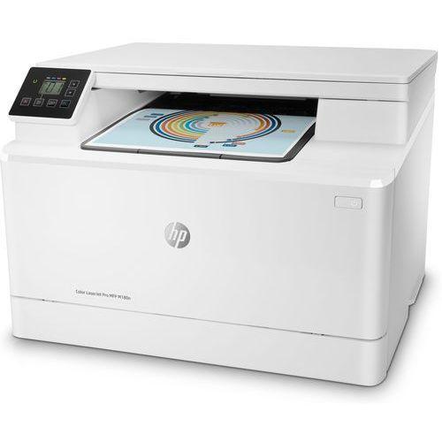 Urządzenie wielofunkcyjne color laserjet pro m180n (t6b70a) - kurier ups 14pln, paczkomaty, poczta marki Hp