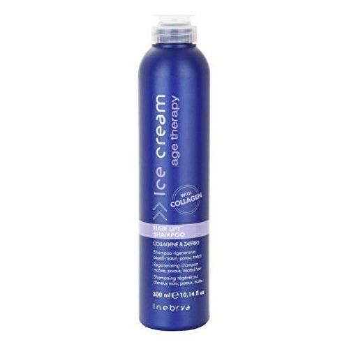 Inebrya Age Therapy szampon regenerujący do włosów dojrzałych i porowatych (Regenerating Shampoo Mature, Porous, Treated Hair) 300 ml