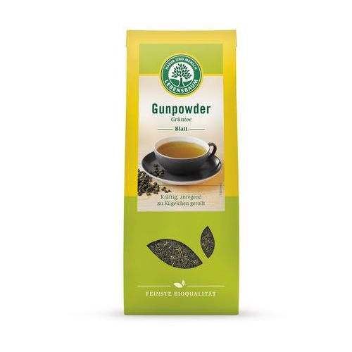 Lebensbaum : herbata gunpowder bio - 100 g (4012346536002)