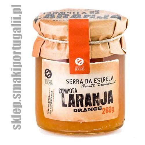 Portugalska konfitura z pomarańczy 280g