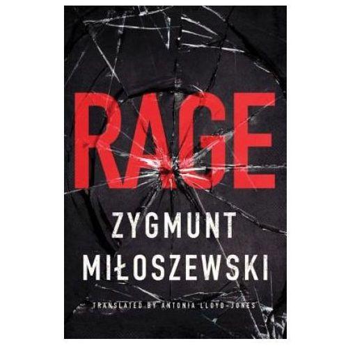 Zygmunt Miloszewski,Antonia Lloyd-Jones - Rage (9781503935860)