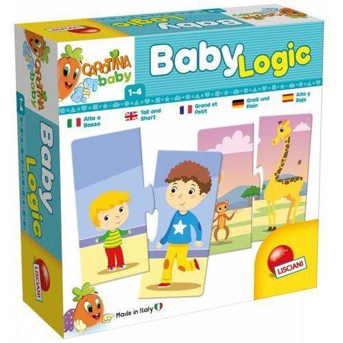 Gra Carotina Baby Logic - Wysoki czy niski? - DARMOWA DOSTAWA OD 199 ZŁ!!!