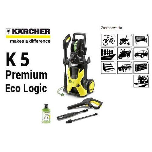 K5 Premium marki Karcher - myjka ciśnieniowa