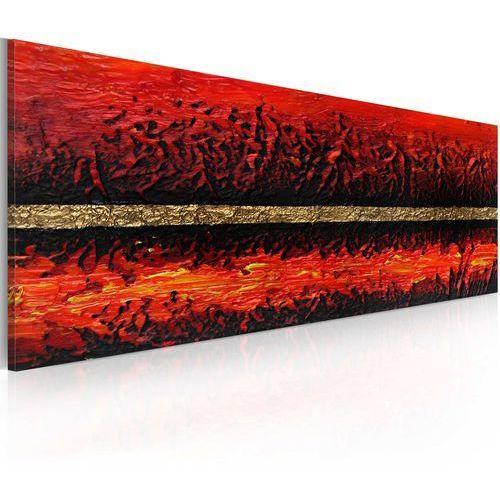 Obraz malowany - erupcja wulkanu marki Artgeist