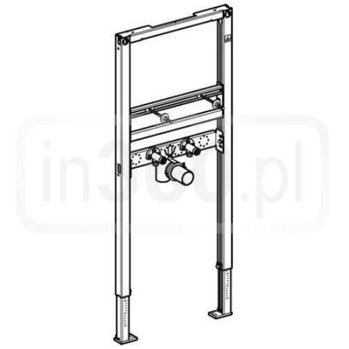 duofix - element montażowy do umywalki dla baterii stojącej, h112 111.430.00.1, marki Geberit