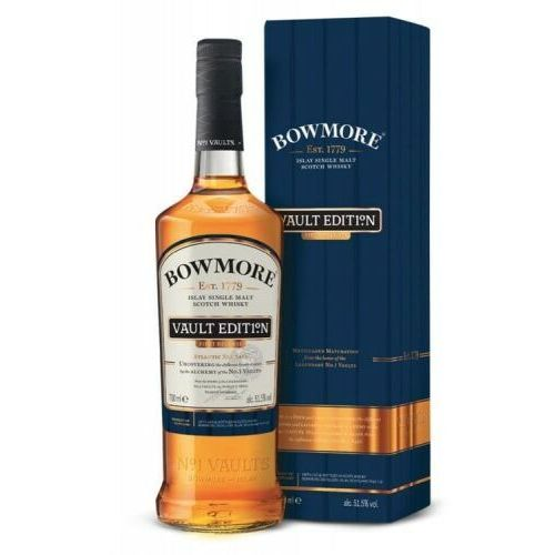 Morrison bowmore distillery ltd Whisky bowmore vaults 1st release limited edition 2016 51,5% 0,7l