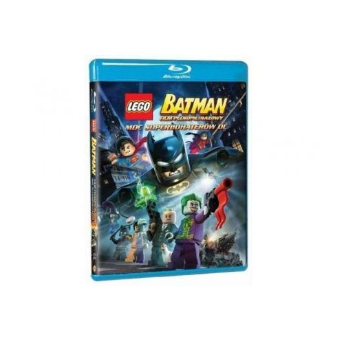 LEGO Batman (Blu-Ray) - Warner Bros (7321999325039)