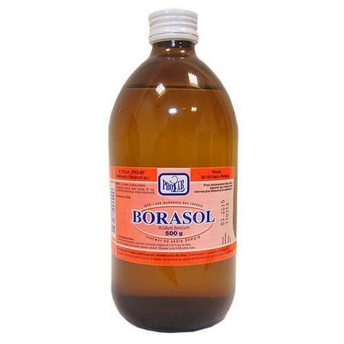 Borasol rozt.do stos.na skórę 0,3 g/g 500 g (5909990874651)
