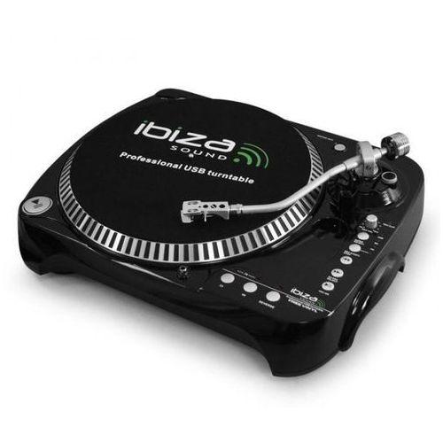 Ibiza Free Vinyl gramofon USB-SD PC MP3 REC