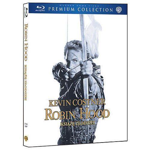 Robin hood: książę złodziei premium collection (bd) (Płyta BluRay)
