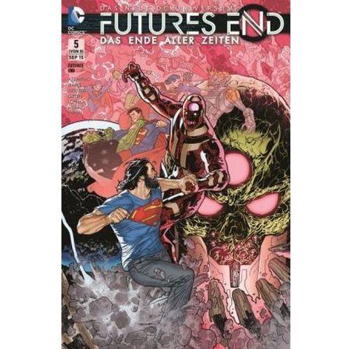 Futures End - Das Ende aller Zeiten. Bd.5 Azzarello, Brian