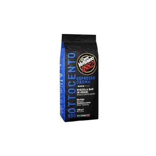 Vergnano Ottocento 800 Espresso Crema Miscela Bar - kawa ziarnista 1kg