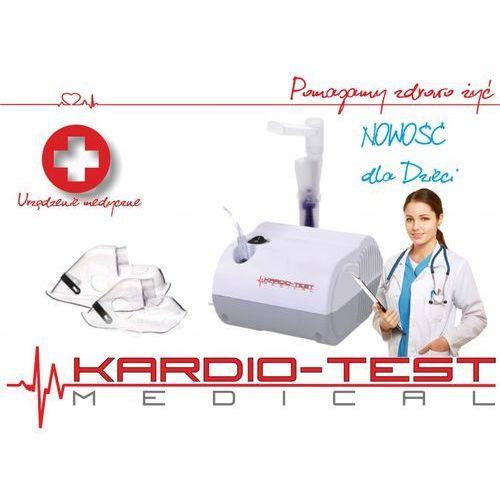 KARDIO-TEST KARDIO-TEST Inhalator KT BABY Kurier już od 0 PLN odbiór osobisty: GRATIS! (inhalator)