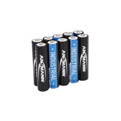 ANSMANN Ansm Lithium Batterie Micro AAA 10er | FR03 1.5V (4013674051168)