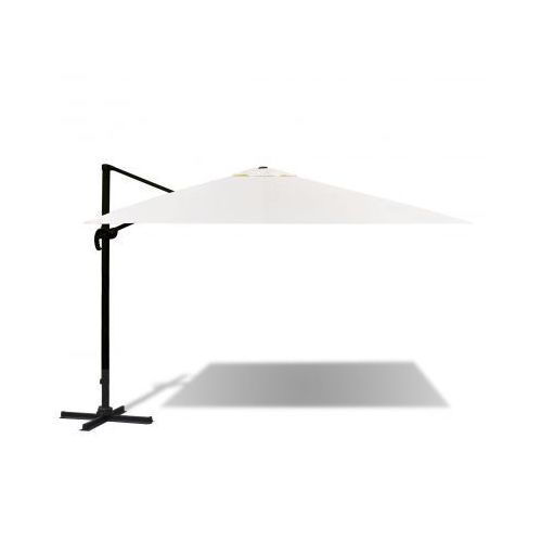 Aluminiowy parasol rzymski 3 x 4 m, vidaXL z VidaXL