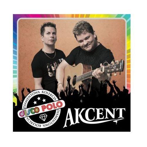 Universal music Akcent - diamentowa kolekcja disco polo