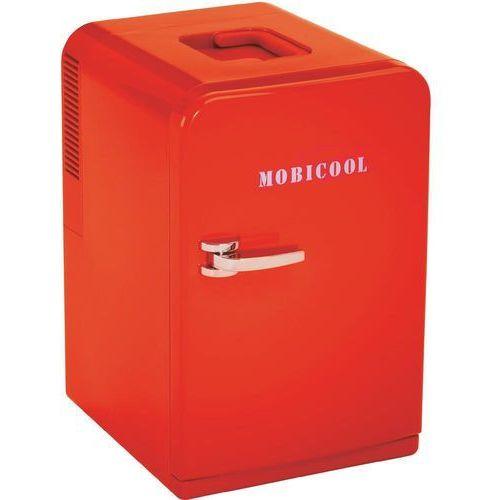 Mini chłodziarka F15, termoelektryczna MobiCool 9105302637, 12 V, 230 V, 15 l, 5.9 kg, Czerwony - produkt z kategorii- lodówki turystyczne