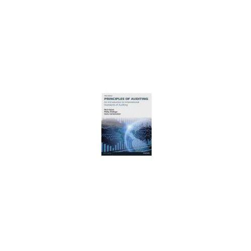 Principles of Auditing - Wysyłka od 2,99 - porównuj ceny z wysyłką - Wesołych Świąt, Arnold Schilder