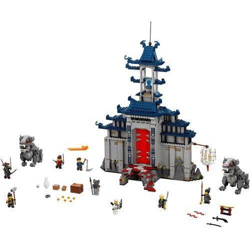 70617 ŚWIĄTYNIA BRONI OSTATECZNEJ (Temple of The Ultimate Ultimate Weapon) KLOCKI LEGO NINJAGO