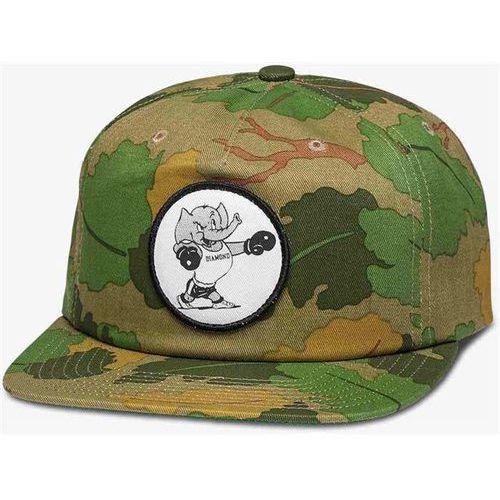 czapka z daszkiem DIAMOND - Heavy Mascot - Unstrd Olive Camo (OLVCA) rozmiar: OS