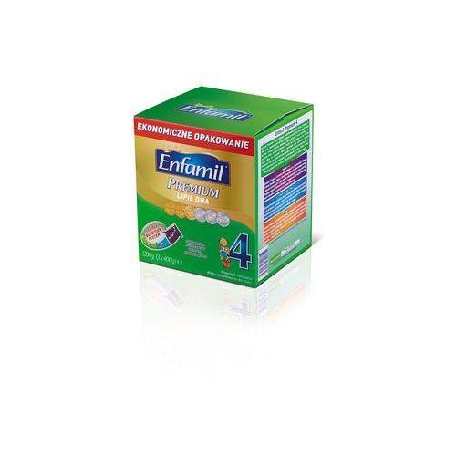 Mleko Enfamil Premium 4 LIPIL DHA 1200g powyżej 2 roku życia (mleko dla dzieci)