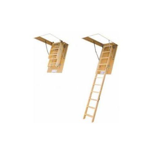 Schody strychowe lws plus 60x120/280 marki Fakro