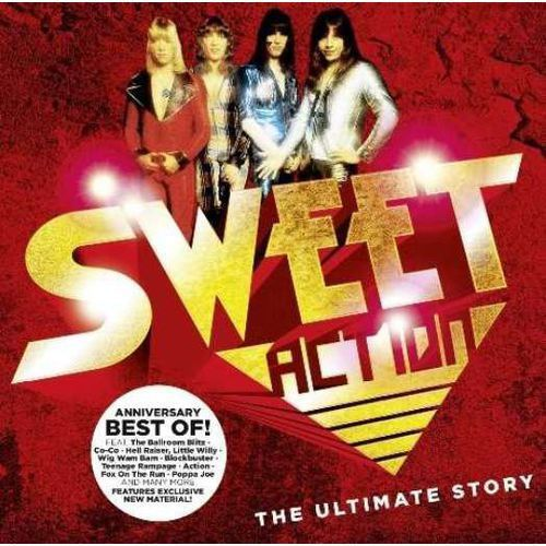 Sweet - action the ultimate sweet story (anniversary edition) (2cd) marki Bmg sony music