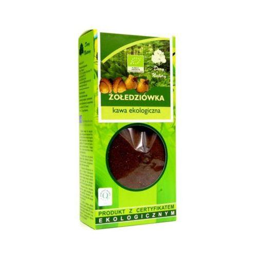 DARY NATURY 100g Kawa żołędziówka Mielona Paczka BIO