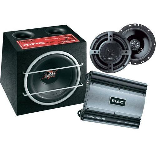 Zestaw głośników samochodowych Mac Audio Xtreme 4000.2, 4 szt. - szczegóły w Conrad.pl