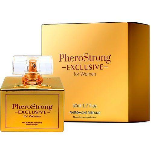 PheroStrong - ekskluzywne damskie perfumy z feromonami