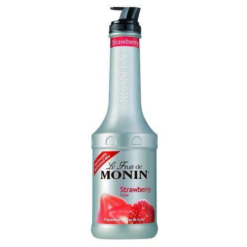 Puree truskawka sc-903008 marki Monin