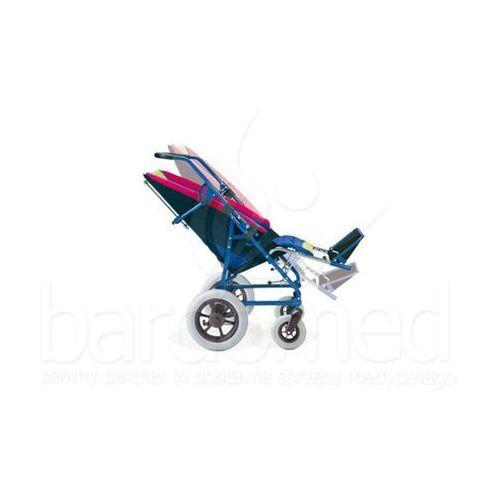 Wózek inwalidzki spacerowy ormesa obi roz. 4 od producenta Mobilex