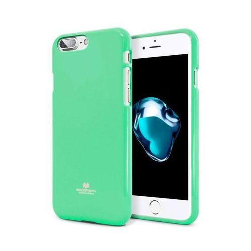 Mercury Etui JELLY Case iPhone 8 miętowy (8806164342626)